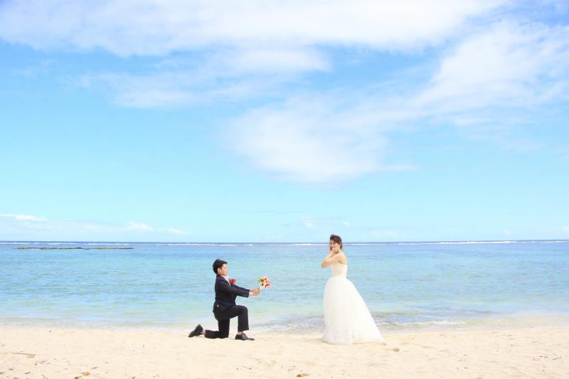 ノッツェで出会い、プロポーズする人