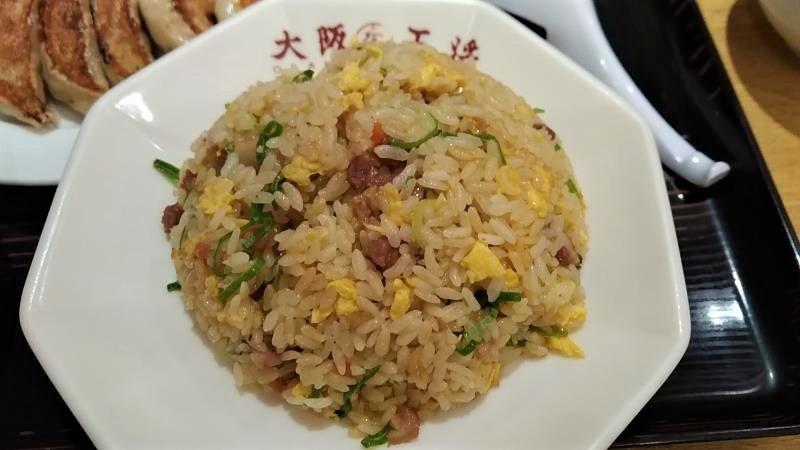 大阪王将の五目炒飯