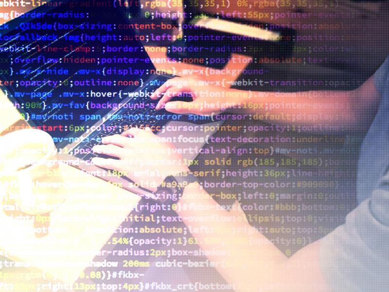 プログラミング言語のイメージ写真