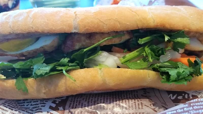 ベトナムサンドイッチ「バイン・ミー」