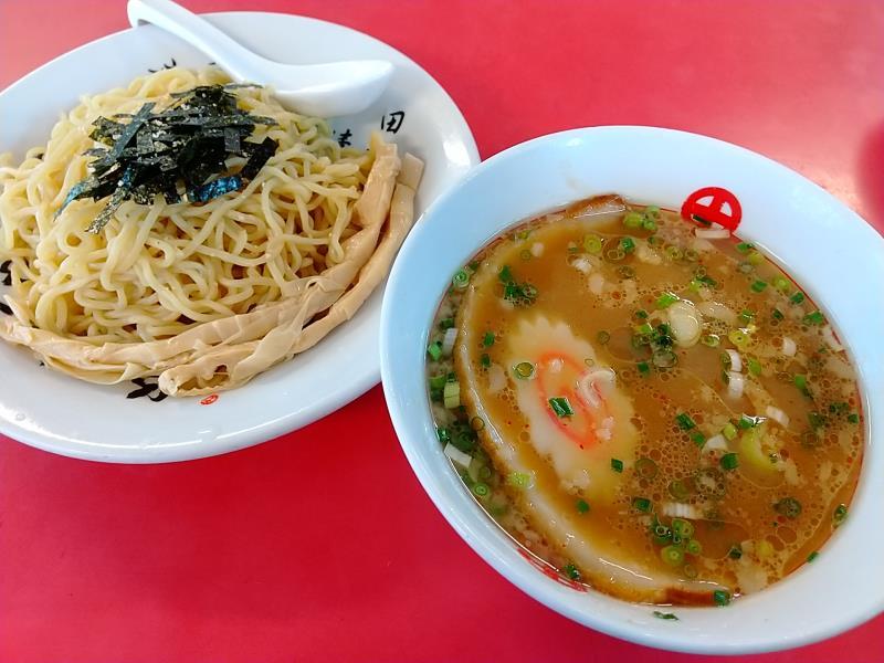 日和田製麵所の「特製醤油 つけ麺」